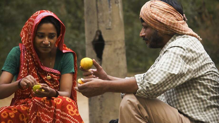 "Suman (Tannishtha Chatterjee) and Mahendra (Rajesh Tailang) struggle to survive in ""Siddharth."" Photo: Zeitgeist Films"