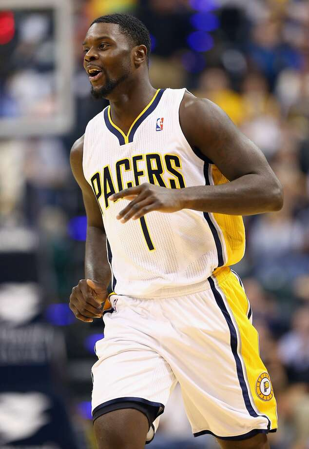 Lance Stephenson chose to sign with Charlotte despite Indiana's more lucrative contract offer. Photo: Andy Lyons, Getty Images