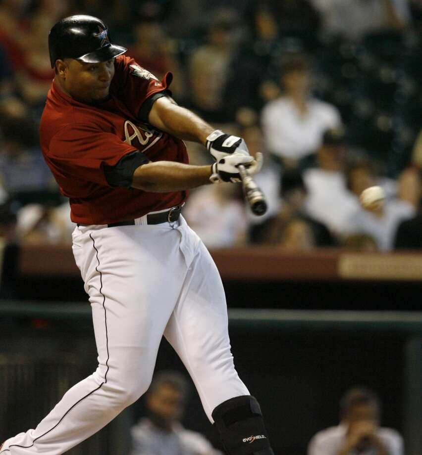 7. Carlos Lee 2007 season 190 hits Photo: Melissa Phillip, Houston Chronicle