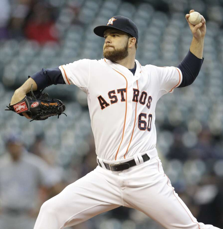 Biggest surprise  Dallas Keuchel Photo: Melissa Phillip, Houston Chronicle