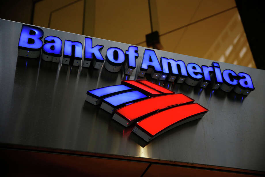 FILE - This Tuesday, Jan. 14, 2014 file photo shows a Bank of America sign in Philadelphia.  (AP Photo/Matt Rourke, File) Photo: Matt Rourke, STF / AP