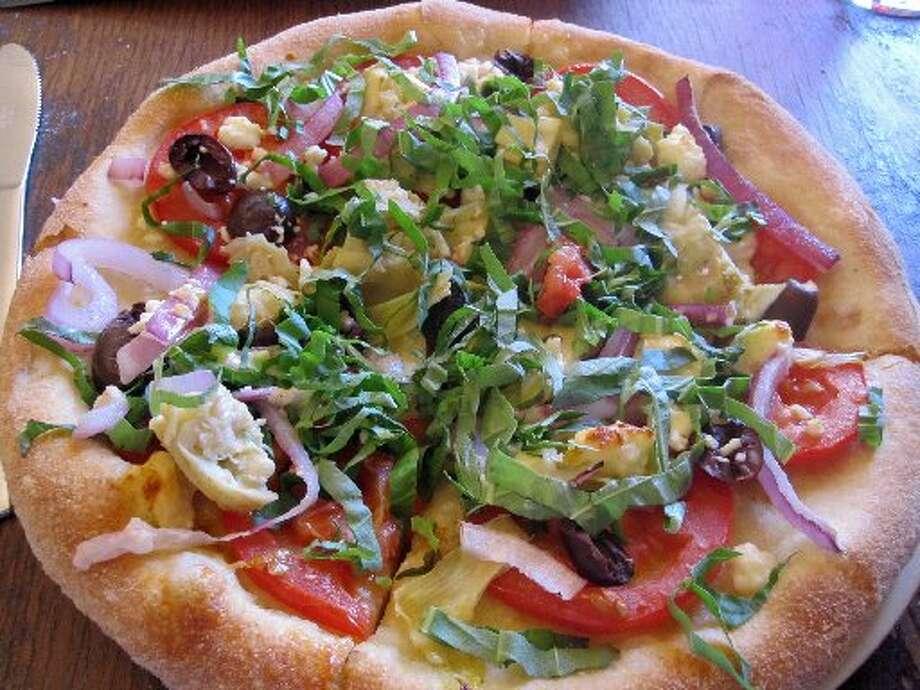 Third place:Star Pizza- 653 votes2111 Norfolk, (713) 523-080077 Harvard, (713) 869-1241 Photo: Syd Kearney