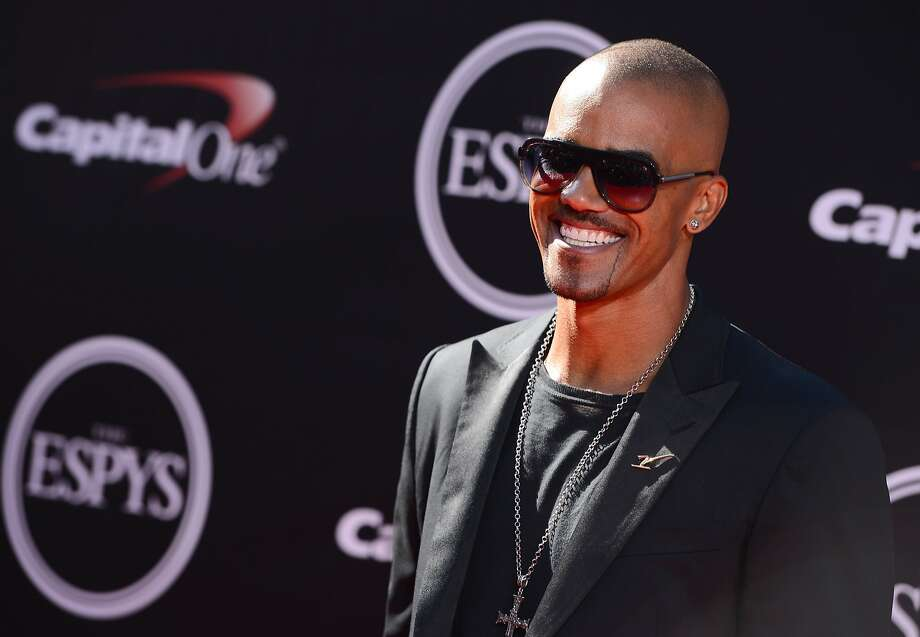 Actor Shemar Moore arrives at the ESPY Awards at the Nokia Theatre on Wednesday, July 16, 2014, in Los Angeles. (Photo by Jordan Strauss/Invision/AP) Photo: Jordan Strauss, Associated Press