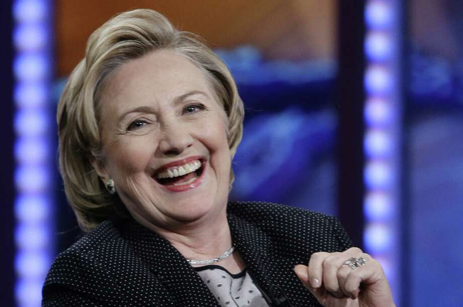 Dominating the polls, Hillary Clinton may avoid a significant primary-season challenge if she runs. Photo: Frank Franklin II / Associated Press / AP