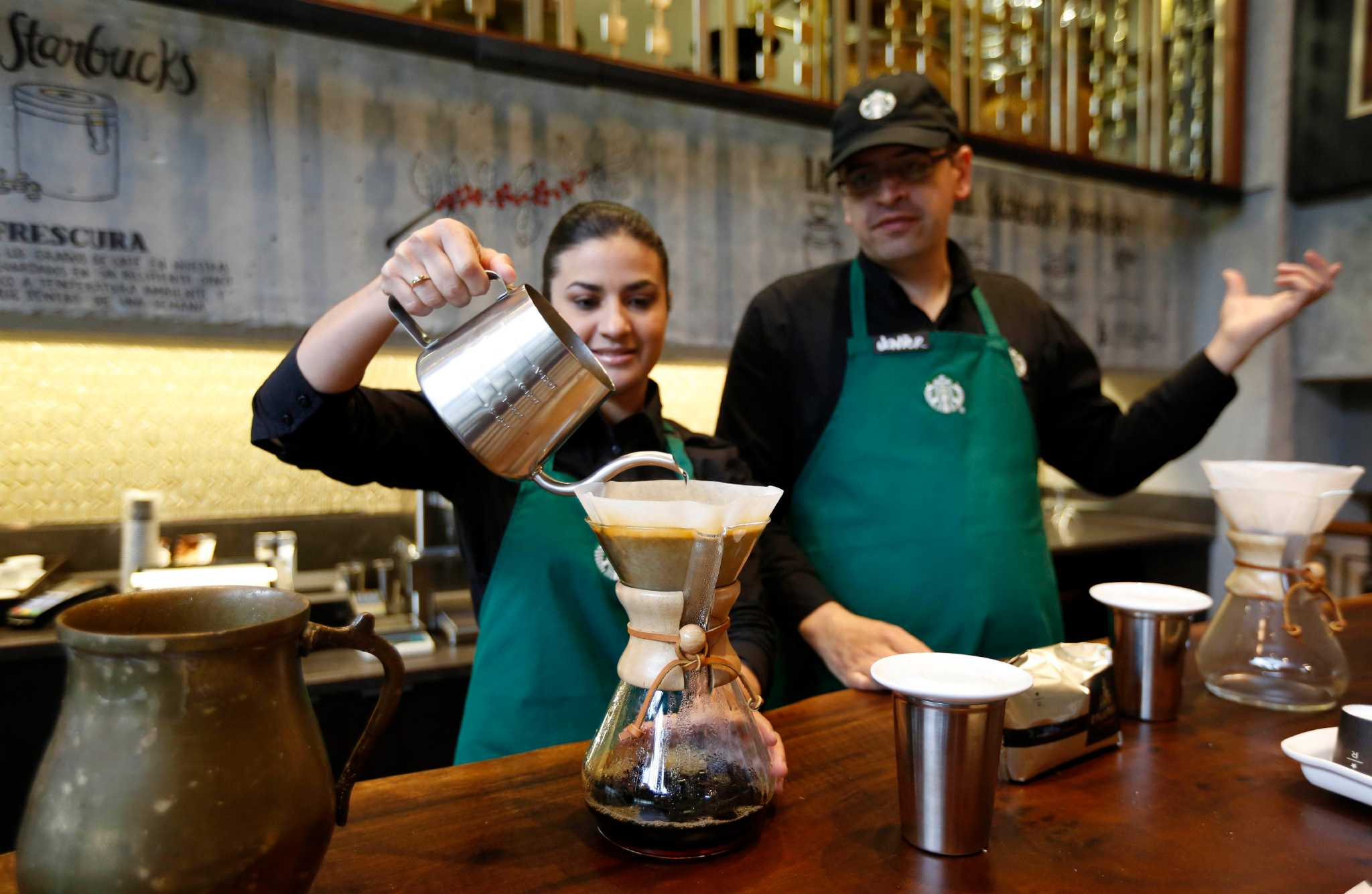 starbucks company evaluation By using the starbucks site, you agree with our use of cookies want to know more our company mission statement starbucks newsroom.