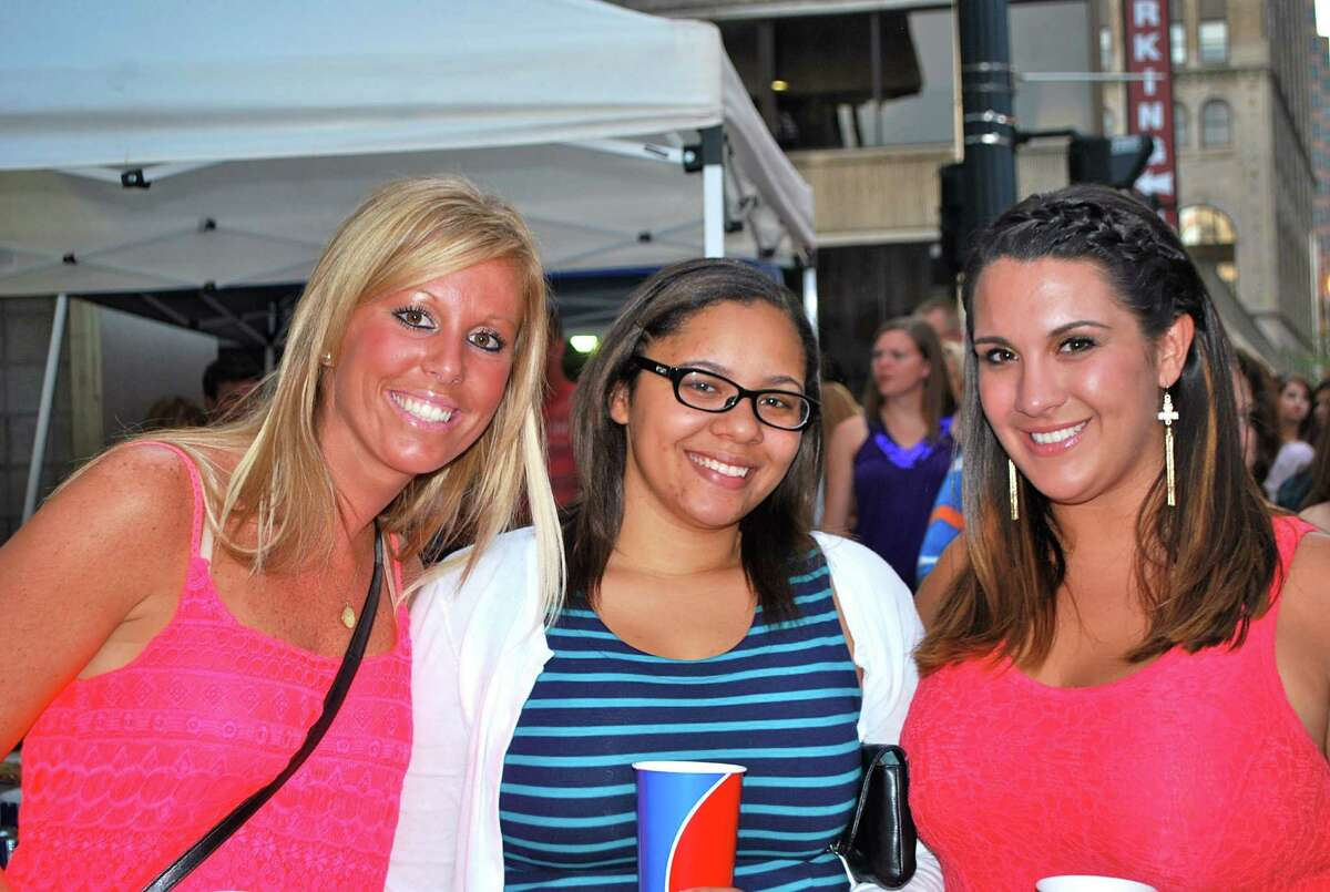 Were you Seen at the sold-out Justin Timberlake concert at the Times Union Center in Albany on Wednesday, July 16, 2014?