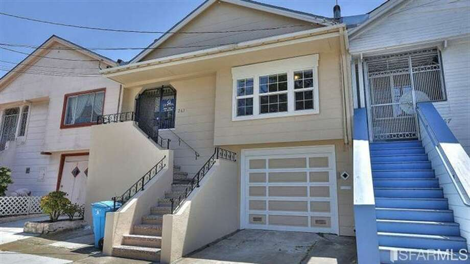 This two-bedroom, two-bath Excelsior home is listed for 599K after selling for 505K in March. Photo: MLS