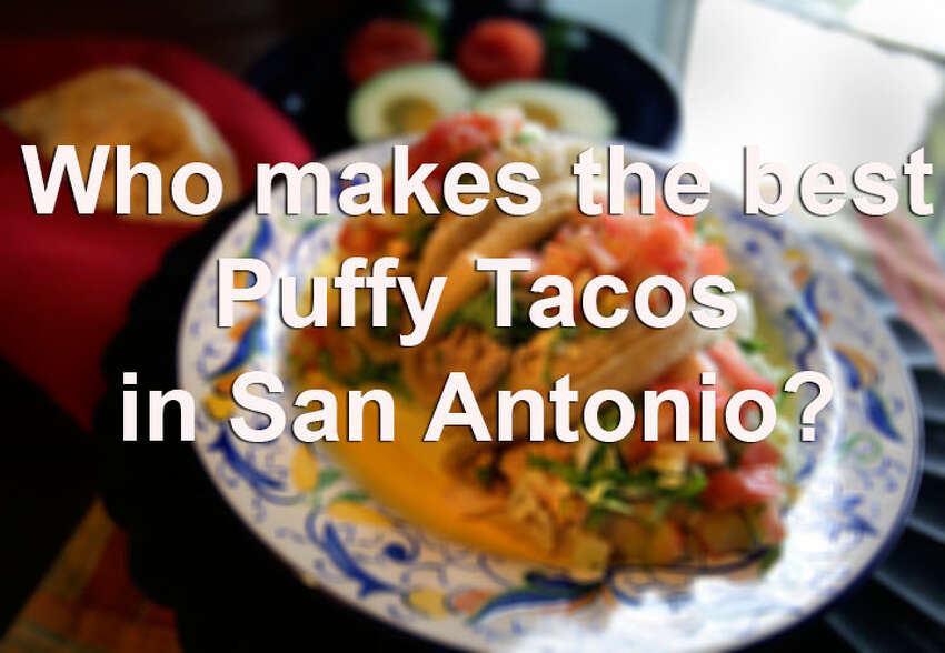 Click through the gallery and let us know who you think has the best puffy tacos in San Antonio. Share your thoughts below.