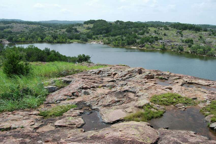 Inks Lake State Park The rocky landscape has fun options for families and it's just an hour from Austin.