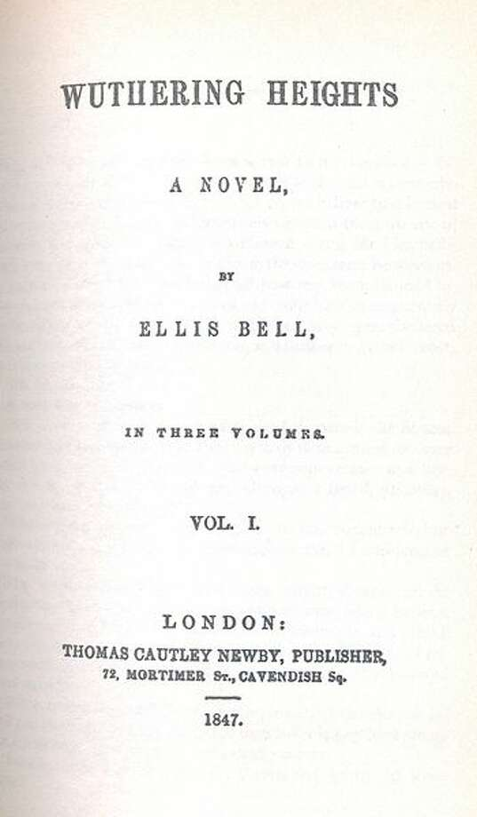 "First published under the pseudonym Ellis Bell, ""Wuthering Heights"" is a devastating love story that takes place on the Yorkshire moors.    Heathcliff runs away when the young woman he loves, Cathy, decides to marry someone else. He returns years later to avenge the families who caused his unhappiness."