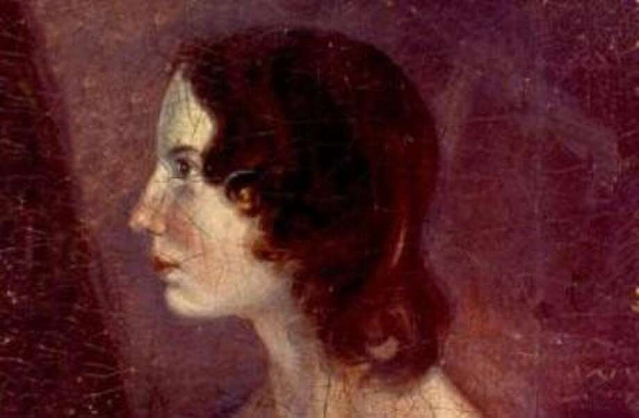 "Emily Jane Bronte, sister of Charlotte, had just one novel published: ""Wuthering Heights,"" in 1847. The following year, Emily Bronte died of tuberculosis at age 30. (The Poetry Foundation)"