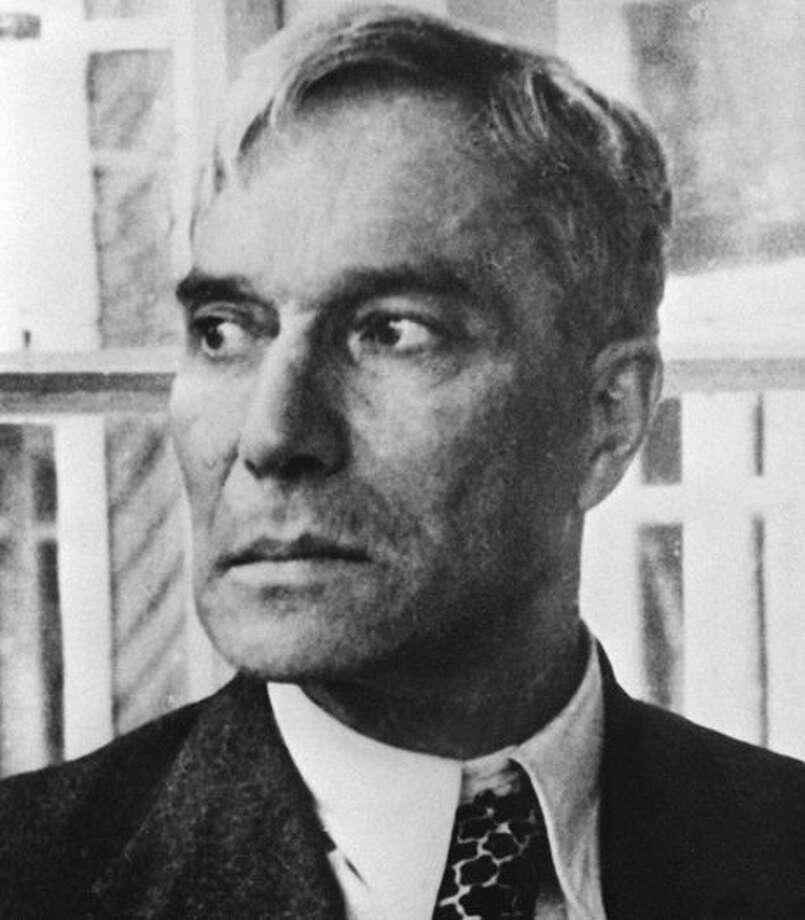 "Pasternak, a noted Russian poet, won the 1958 Nobel Prize for Literature but was not allowed to accept it because of persecution in his own country. ""Doctor Zhivago""   describes life in a Communist society in great detail. (Getty Images)"