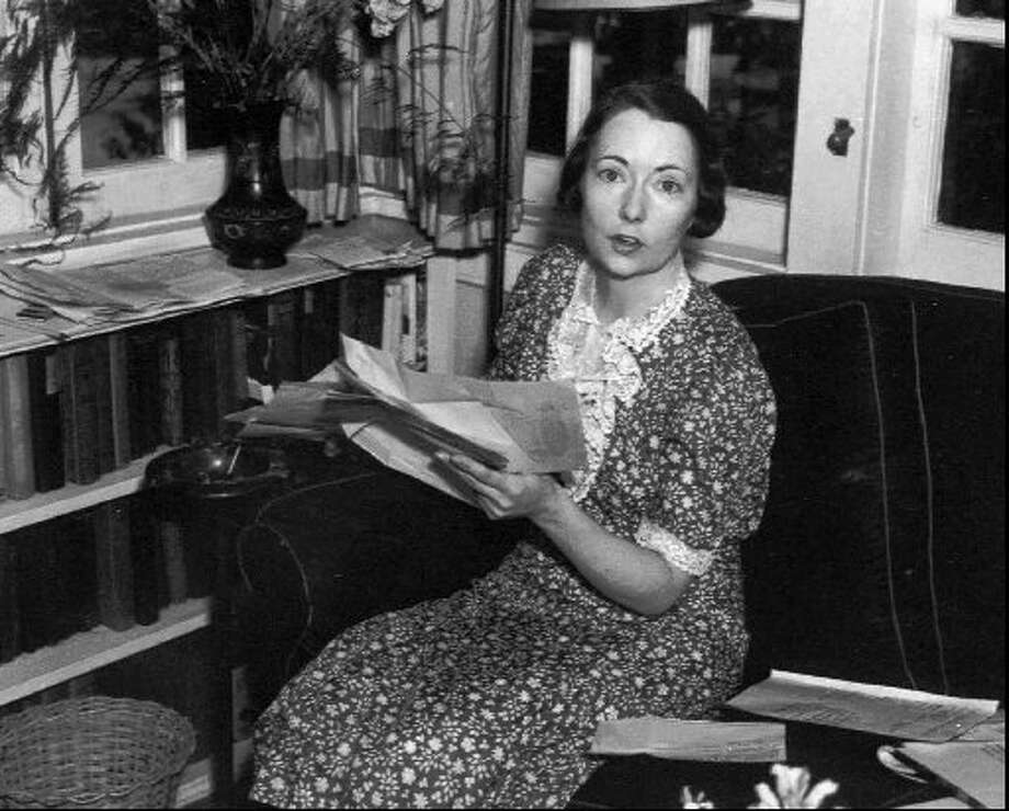 "Former journalist Margaret Mitchell spent nine years writing the manuscript to ""Gone With the Wind."" She did not like the media attention she received after it became a bestseller. Mitchell died in 1949, a few days after being hit by a car. She was 48. (AP)"