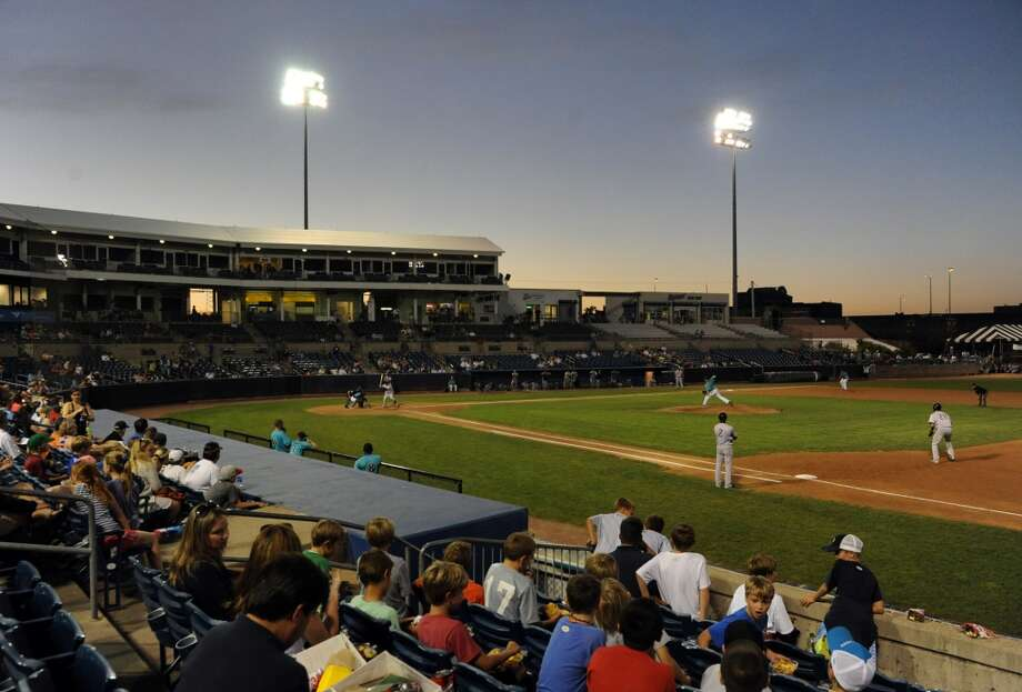 The Bridgeport Bluefish are playing all weekend, and there are some special events like a T-shirt give-away and a fireworks extravaganza. Find out more.  Photo: Christian Abraham