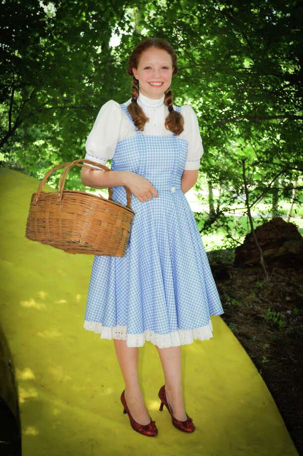 "Jessica Cerasoli of Mahopac, N.Y. is playing Dorothy in the Musicals at Richter production of ""The Wizard of Oz"" opening in Danbury on Friday, July 25. Photo: Contributed Photo / Connecticut Post Contributed"