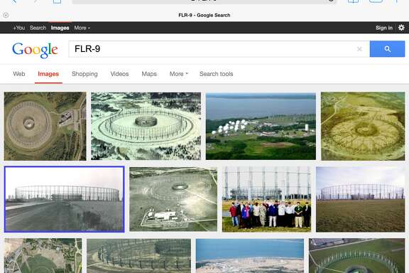 "Screen shot of Google image search for ""FLR-9,"" 7/17/14."