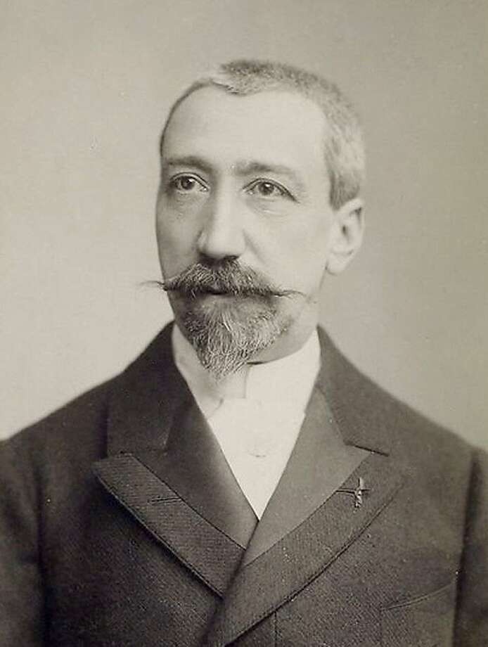 Anatole France, the French novelist, said that the law should treat the rich and poor equally. Photo: Wilhelm Benque, New York Public Library Archives