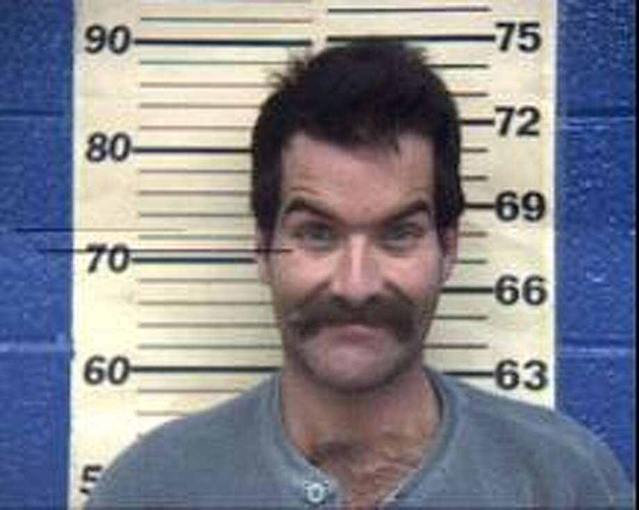 Terry Stevens' mugshot from his fourth DWI arrest in 2001. Photo: Angelina County Jail Records