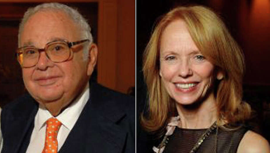 According to reports, Houston fund manager Fayez Sarofim has married businesswoman and philanthropist Susan Krohn. Photo: Houston Chronicle