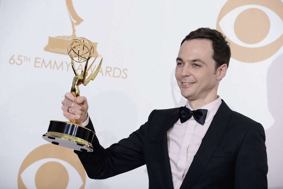 "Three-time Emmy Award winner Jim Parsons, star of ""The Big Bang Theory,"" has given $300,000 to the Catastrophic Theatre, where he performed many times early in his career. Photo: Dan Steinberg, INVL / Invision"