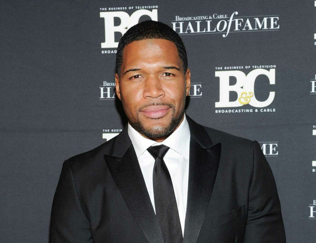 TV personality and former football player Michael StrahanCultural InfluencerStrahan was born in Houston and attended Westbury High School, though he grew up in Europe.