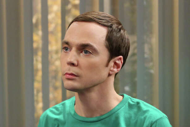 "Jim Parsons in ""The Big Bang Theory"""
