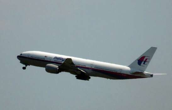"""Photo shows Malaysia Airlines flight MH17 leaving Schiphol Airport in Schiphol, the Netherlands, on July 17, 2014. Malaysia Airlines said on July 17 that it had """"lost contact"""" with one of its passenger planes whose last known position was over eastern Ukraine, amid speculation it had been shot down. """"Malaysia Airlines has lost contact of MH17 from Amsterdam,"""" the airline, still reeling from the disappearance of flight MH370, said on its Twitter account. The plane was due to travel from Amsterdam on an overnight flight to Kuala Lumpur, and was expected in the Malaysian capital at around 6:00 am on Friday (2200 GMT Thursday). Ukrainian President Petro Poroshenko said the jet crashed over rebel-held eastern Ukraine and may have been shot down. AFP PHOTO / ANP / FRED NEELEMAN  --NETHERLANDS OUT-- Photo: FRED NEELEMAN, AFP / AFP"""