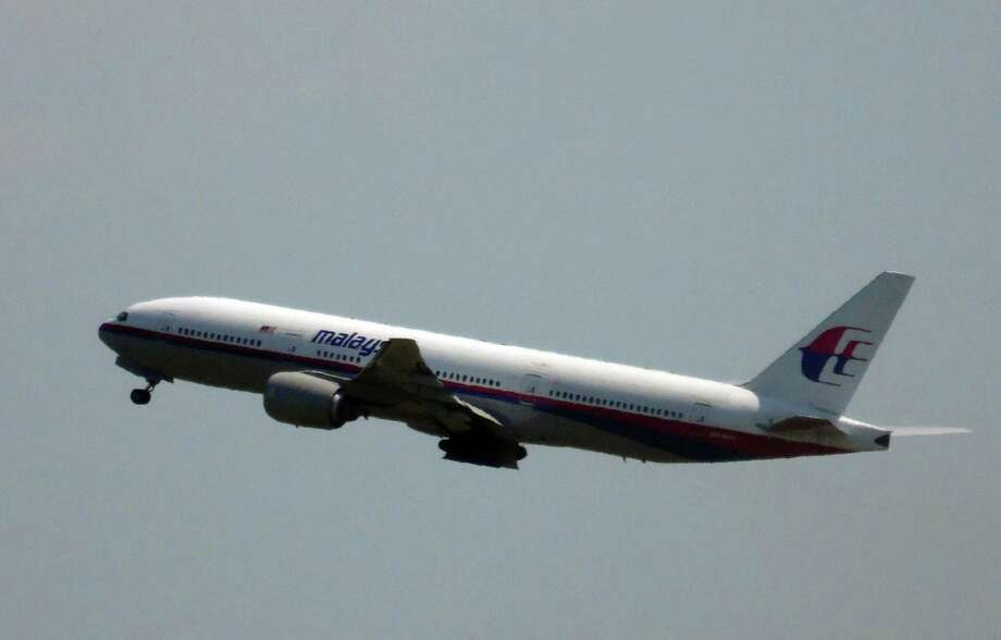 "Photo shows Malaysia Airlines flight MH17 leaving Schiphol Airport in Schiphol, the Netherlands, on July 17, 2014. Malaysia Airlines said on July 17 that it had ""lost contact"" with one of its passenger planes whose last known position was over eastern Ukraine, amid speculation it had been shot down. ""Malaysia Airlines has lost contact of MH17 from Amsterdam,"" the airline, still reeling from the disappearance of flight MH370, said on its Twitter account. The plane was due to travel from Amsterdam on an overnight flight to Kuala Lumpur, and was expected in the Malaysian capital at around 6:00 am on Friday (2200 GMT Thursday). Ukrainian President Petro Poroshenko said the jet crashed over rebel-held eastern Ukraine and may have been shot down. AFP PHOTO / ANP / FRED NEELEMAN