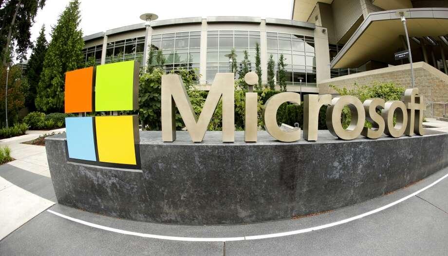 Microsoft was linchpin in development of Washington's technology economy. Photo: Ted S. Warren, Associated Press