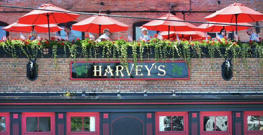 Harvey's Irish Restaurant & Bar,14 Phila St.,Saratoga Springs, NY,518-583-0003.Visit Web site.Read our review. Photo: John Carl D'Annibale / 00027692A
