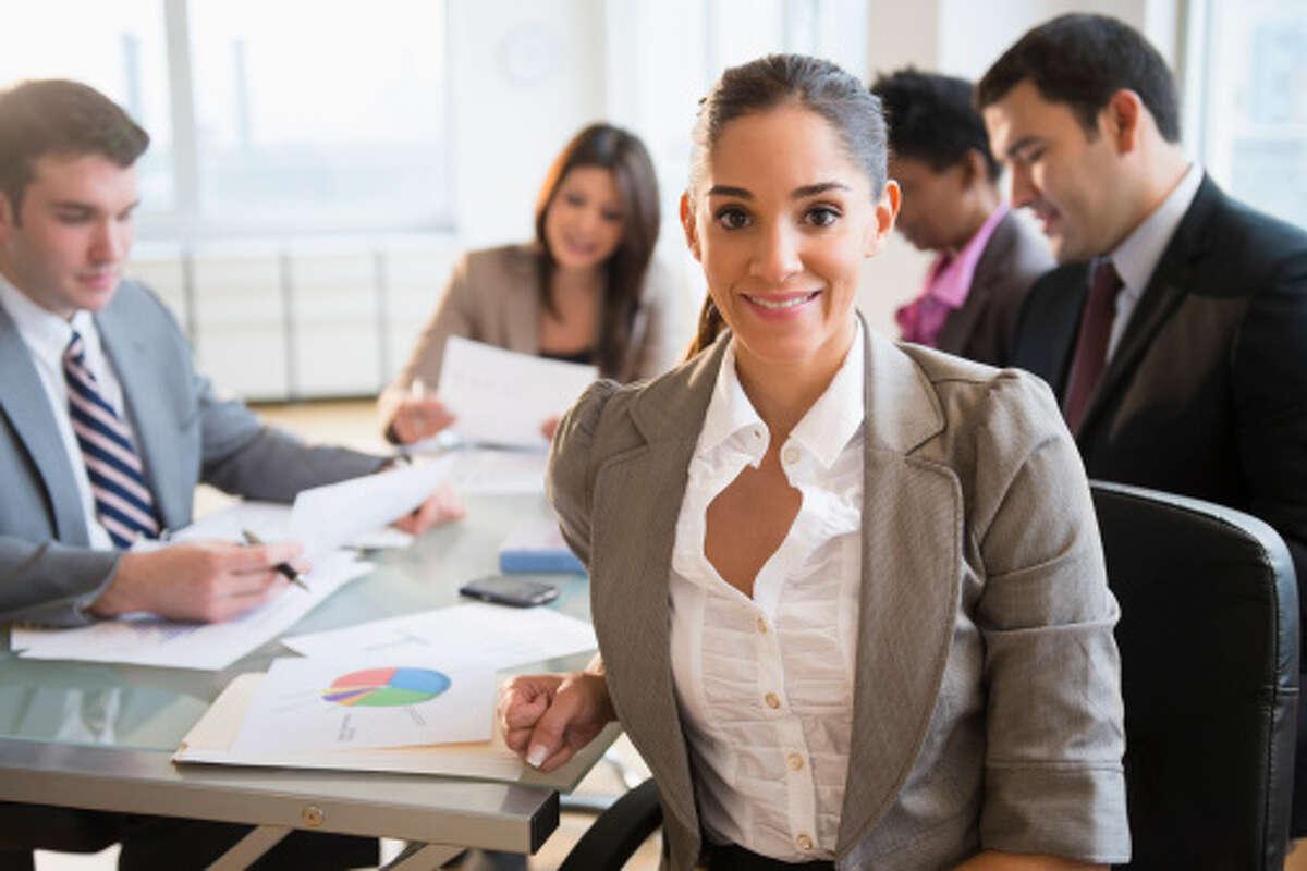 8. Business development executive