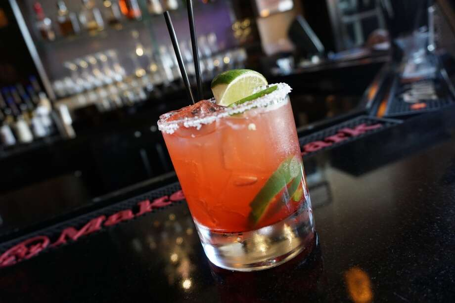 HYATT MARKET STREET  Hyatt Market Street, The Woodlands is shaking things up with a spicy, yet cooling, Watermelon Jalapeno Margarita.  The Hyatt is located at 9595 Six Pines Dri. in the Woodlands. Photo: Courtesy Photo