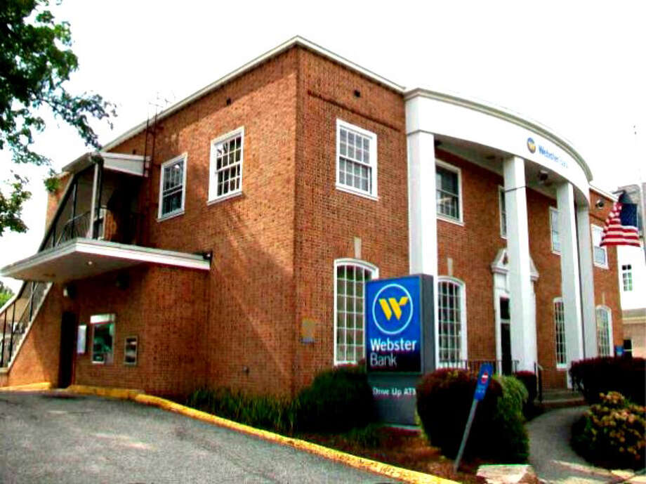 Kleban Properties has acquired the Webster Bank building in Fairfield, a two-story brick structure at 1177 Post Rd. The bank will stay on as a tenant on the ground floor. Photo: Contributed Photo / Connecticut Post Contributed