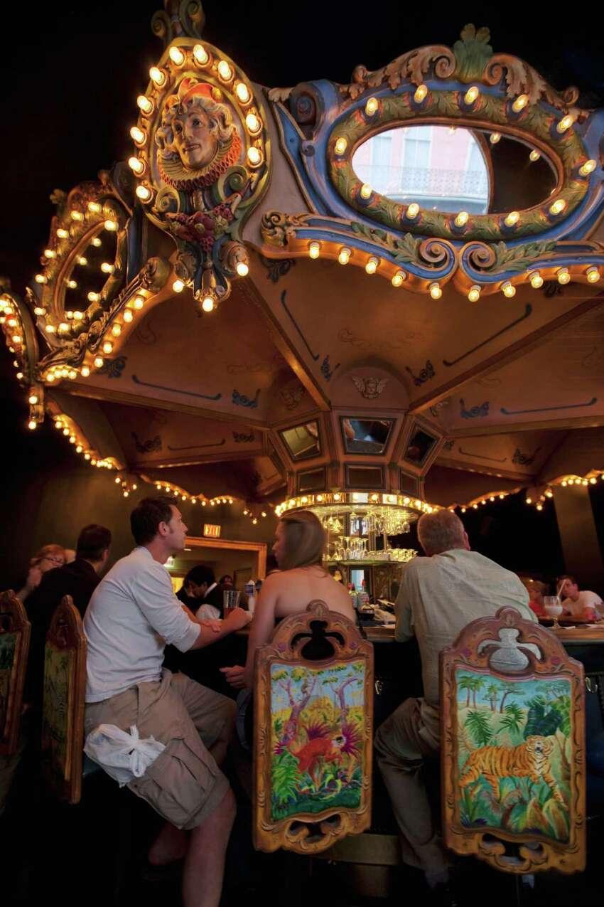 The Carousel Bar & Lounge, New Orleans, Louisiana, USA