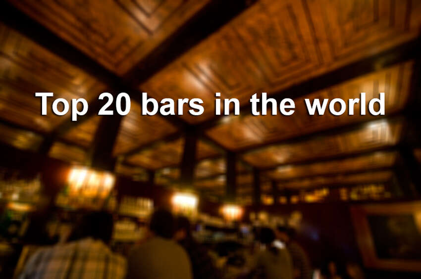 Vogue Australia recently named a Texas spot to its list of the world's top 20 bars. Click though to see all the bars that made the cut.