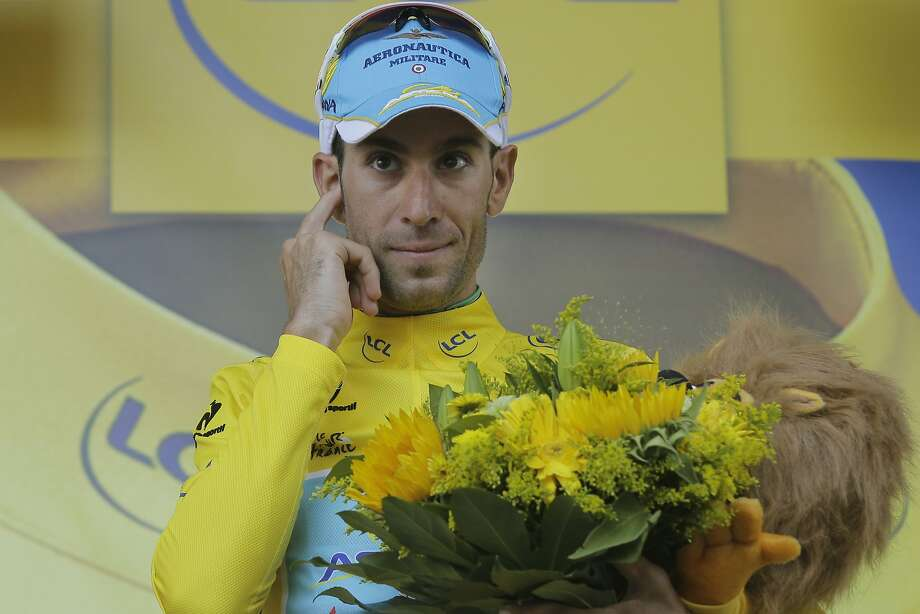 Vincenzo Nibali would be the first Italian to win the Tour since Marco Pantani. Photo: Laurent Cipriani, Associated Press