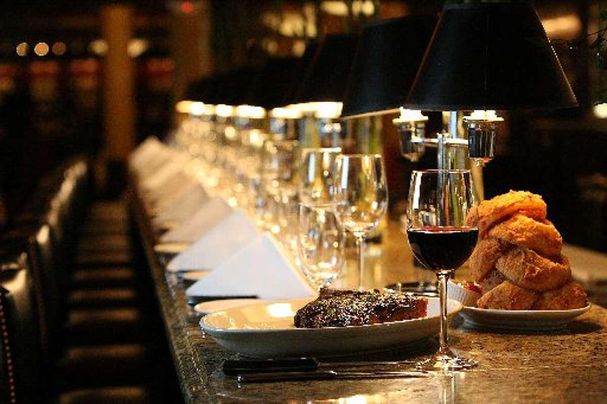 Pappas Bros. Steakhouse Cuisine: SteakhouseEntree price: $$$Where:5839 Westheimer Rd. Phone: (713) 780-7352 Website: pappasbros.com