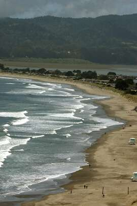 Stinson Beach in Marin County, Calif., had an overall high summer rating from the Heal the Bay report card on Tuesday, May 25, 2010.