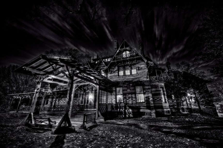 Graveyard Shift Ghost Tours return to the Mark Twain House & Museum this weekend, July 25-26. Photo: Contributed Photo / Connecticut Post Contributed
