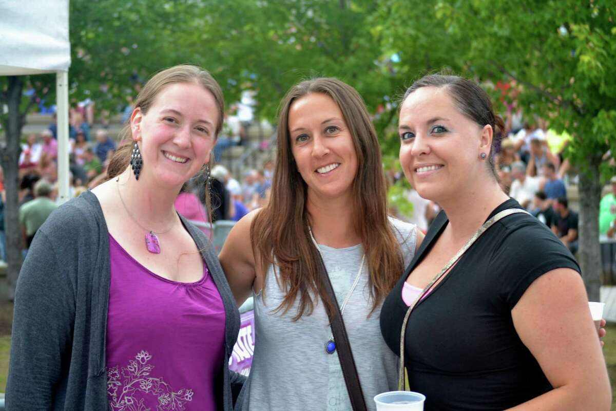 Were you Seen at Alive at Five listening to Eastbound Jesus, Stellar Young, and Hard Soul at Jennings Landing in Albany on Thursday, July 17, 2014?