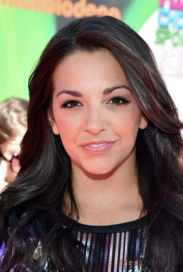 Actress Ana Villafane attends Nickelodeon Kids' Choice Sports Awards 2014 at UCLA's Pauley Pavilion on July 17, 2014 in Los Angeles, California. Photo: Alberto E. Rodriguez, Getty Images For Nickelodeon / 2014 Getty Images