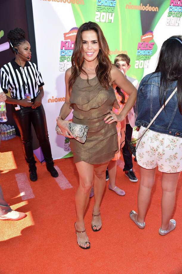 Actress Rosa Blasi attends Nickelodeon Kids' Choice Sports Awards 2014 at UCLA's Pauley Pavilion on July 17, 2014 in Los Angeles, California. Photo: Alberto E. Rodriguez, Getty Images For Nickelodeon / 2014 Getty Images