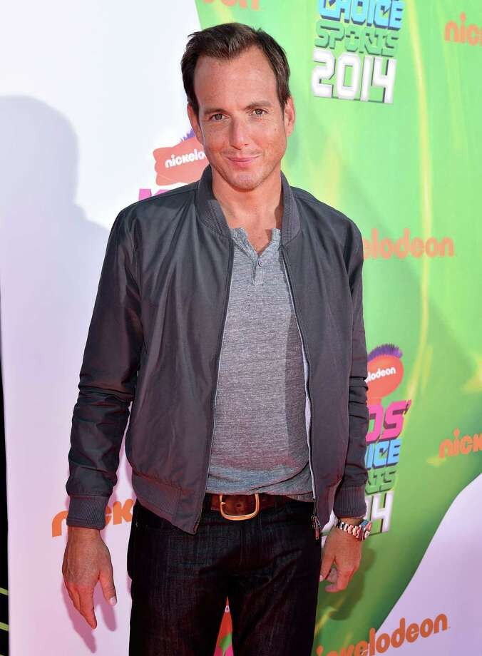 Actor Will Arnett attends Nickelodeon Kids' Choice Sports Awards 2014 at UCLA's Pauley Pavilion on July 17, 2014 in Los Angeles, California. Photo: Alberto E. Rodriguez, Getty Images For Nickelodeon / 2014 Getty Images