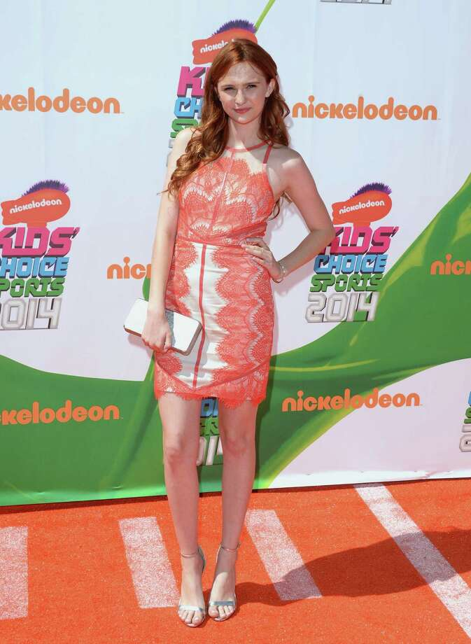Actress Keely Marshall attends Nickelodeon Kids' Choice Sports Awards 2014 at UCLA's Pauley Pavilion on July 17, 2014 in Los Angeles, California. Photo: Jason Merritt, Getty Images / 2014 Getty Images
