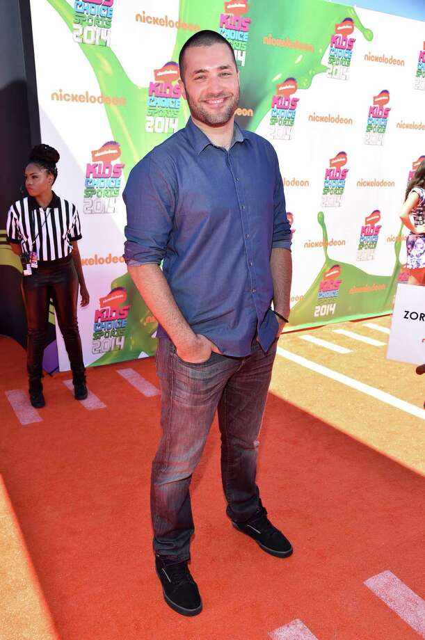 Actor Zoran Korach attends Nickelodeon Kids' Choice Sports Awards 2014 at UCLA's Pauley Pavilion on July 17, 2014 in Los Angeles, California. Photo: Alberto E. Rodriguez, Getty Images For Nickelodeon / 2014 Getty Images