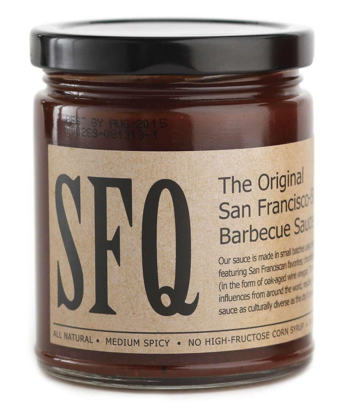 SFQ Original SF-Style BBQ Sauce