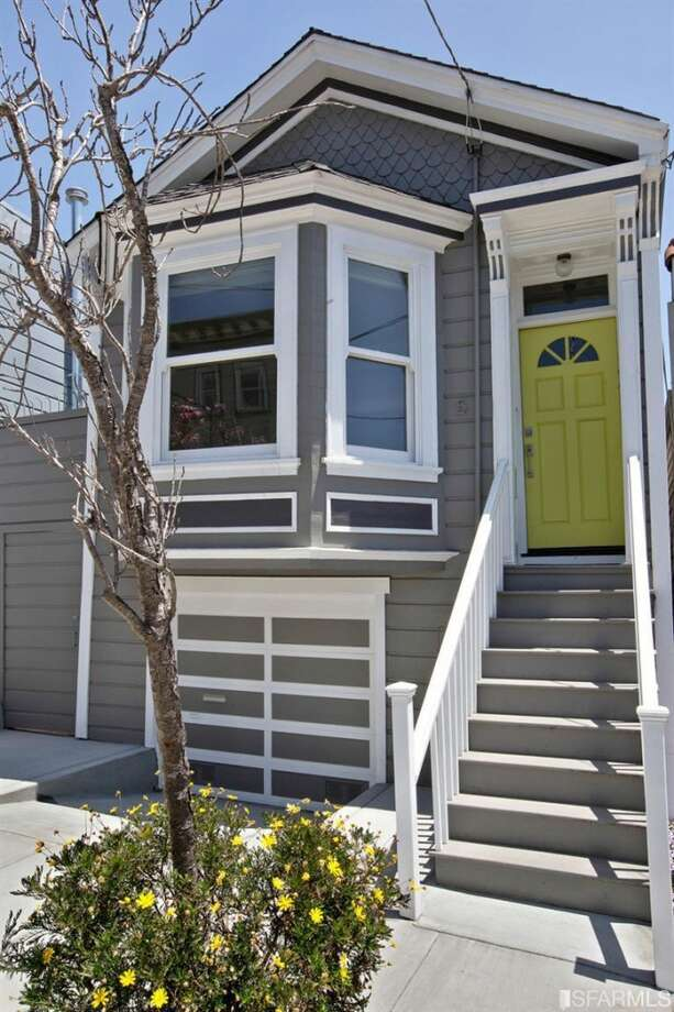 5 Bennington Street in Bernal Heights listed for 899K in May and closed at $1.25 million at the end of June. Photo: MLS
