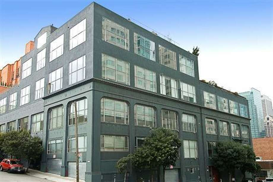 #104 in this loft complex listed for $898K in January and sold for $916K in February. Photo: MLS