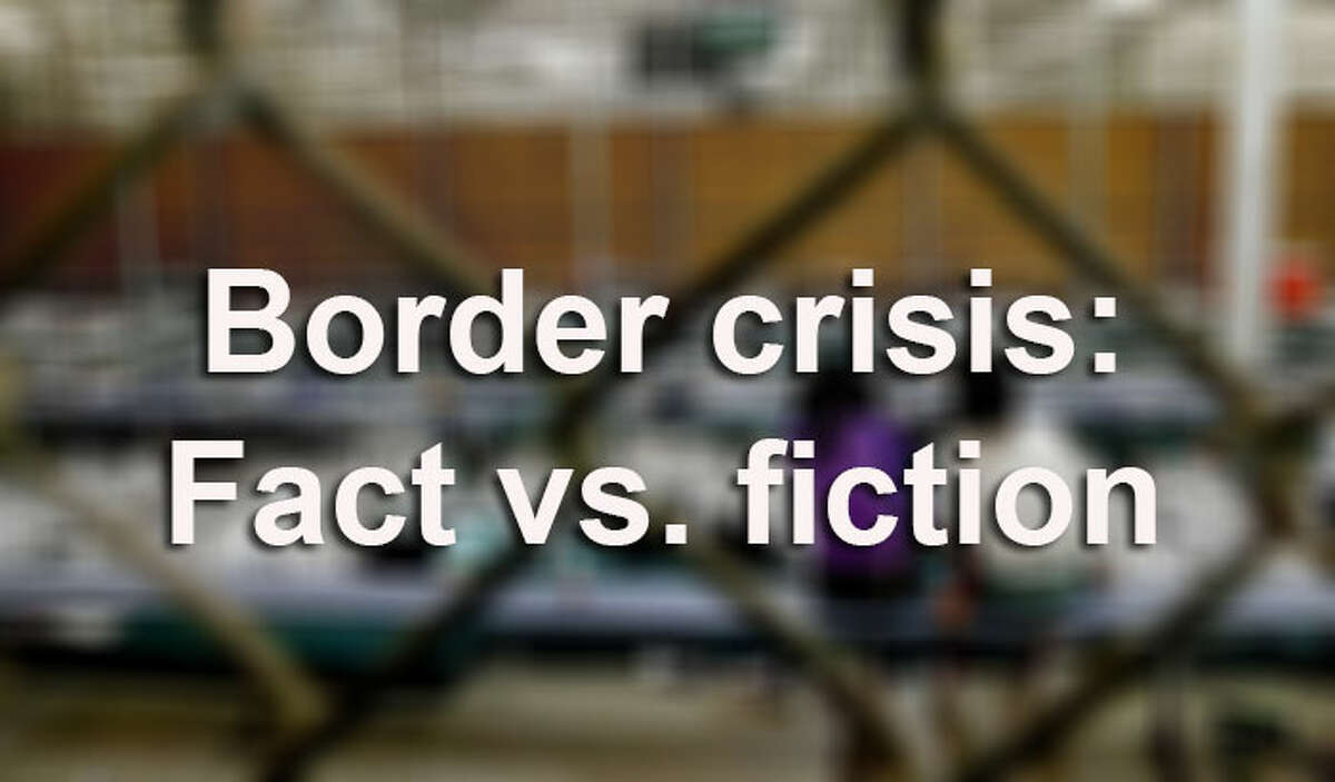 The ongoing crisis involving an influx of Central American children has many shaking their heads on what is true and what is false.Here are four undisputed facts of the border crisis and four myths that either ignore crucial information or are flat out false.