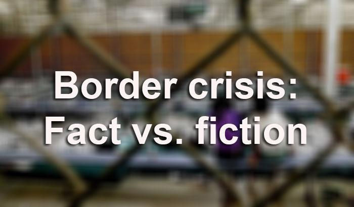 The Border Crisis Fact Vs Fiction San Antonio Express News